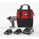 Porter-Cable PCCK640LB-CPO 20V MAX 1.5 Ah Cordless Lithium-Ion 1/4 in. Hex Impact Driver Kit with 2 Batteries