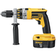 Factory Reconditioned Dewalt DC926KAR 18V XRP Cordless 1/2 in. Hammer Drill Kit