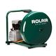 Rolair D2002HPV5 4.5 Gallon 2 HP Electric Hand Carry Pancake Air Compressor