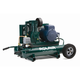 Rolair 3095K18 9 Gallon 3 HP Electric Portable Belt Drive Air Compressor