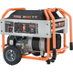 Generac 6434 XG Series 8,000 Watt Electric-Manual Start Portable Generator (CARB)