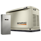 Generac 7033 11/10kW Air-Cooled 200SE Standby Generator (Non-CuL)