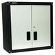 Homak GS00727021 2 Door 2 Shelf Steel Wall Cabinet