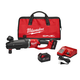 Factory Reconditioned Milwaukee 2711-82 M18 FUEL 18V Lithium-Ion SUPER HAWG 1/2 in. Right Angle Drill with QUIK-LOK Kit
