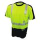 Dewalt DST11B-2PGB-XL High Visibility Class 2 Mesh Shirt (X-Large)