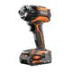 Factory Reconditioned Ridgid ZRR86036K Stealth Force  18V 2.0 Ah Cordless Lithium-Ion Brushless Pulse 1/4 in. Impact Driver Kit