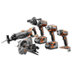 Factory Reconditioned Ridgid ZRR9652 18V 4.0 Ah Cordless Lithium-Ion Brushless 5-Piece Combo Kit