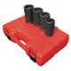 Sunex 4626 4-Piece 3/4 in. Drive Combination Budd Wheel Impact Socket Set