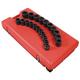 Sunex 5692 21-Piece 1 in. Drive SAE Impact Socket Set