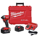 Milwaukee 2760-22 M18 FUEL SURGE 5.0 Ah 1/4 in. Hex Hydraulic Impact Driver Kit