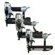 Hitachi KNT65M-50-38 3-Piece Straight Finish Nailer, Brad Nailer & Crown Stapler Combo Kit