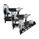 Hitachi KNT65-50-38 3-Piece Angled Finish Nailer, Brad Nailer & Crown Stapler Combo Kit