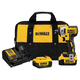 Dewalt DCF890M2 20V MAX XR Cordless Lithium-Ion 3/8 in. Compact Impact Wrench Kit