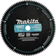 Makita A-94817 12 in. 100 Tooth Premium Ultra-Fine Crosscutting Miter Saw Blade