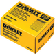 Dewalt DCS16200 2 in. 16-Gauge Straight Finish Nails (2,500-Pack)