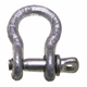 Campbell 5412005 419-S Series Anchor Shackle Bail Size 1-1/4 in. 12 Ton with Screw Pin Shackle
