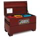 JOBOX 1-652990 36 in. Heavy-Duty Steel Chest with Site-Vault Security System (Open Box)