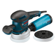 Bosch ROS65VCL 5 in. and 6 in. Variable-Speed Random Orbit Sander Kit with Vibration Control