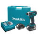 Makita LXDT08 18V Cordless LXT Lithium-Ion 1/4 in. Brushless Motor Impact Driver Kit