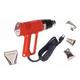 Central Tools 3H202AK Digital Variable Temp Heat Gun