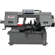 JET 414477 10 in. 3 HP 3-Phase Horizontal Mitering Band Saw