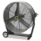 Airmaster Fan 063-60471 36 in. Portable 830 RPM Direct Drive Mancooler