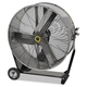 Airmaster Fan 70005 36 in. 660 RPM Portable Belt Drive Mancooler