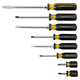 Stanley Tools 66-158-A 8-Piece 100 Plus Phillips/Slotted Screwdriver Set