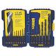 Irwin 316015 15-Piece SAE Cobalt HSS Drill Bit Set