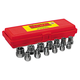 Irwin 54113 13-Piece 3/8 in. Drive Bolt Extractor Set