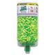 Moldex 507-6647 Goin' Green Plugstation Earplug Dispenser & Mounting Bracket