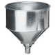 Plews & Edelmann 75-008 Heavy Galvanized-Steel Funnel