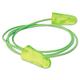 Moldex 6622 Corded Goin' Green Foam Earplugs (Green)