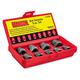 Irwin 54009 9-Piece Bolt Extractor Set