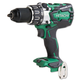 Hitachi DV18DBL2P4 18V Cordless Lithium-Ion 1/2 in. Hammer Drill (Tool Only)