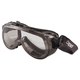 MCR Safety 2410F Verdict Goggles, Gray/Clear