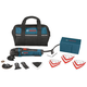 Bosch MX25EC-21 2.5 Amp Multi-X Oscillating Tool Kit with 21 Accessories