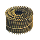 Bostitch C8R90BDG 2-1/2 in. x 0.092 in. 15 Degree Wire Coil Galvanized Ring Shank Siding Nails (3,600-Pack)