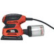 Black & Decker QS900 1/4 Sheet Sander with Filtered Dust Collection