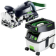 Festool PD574422 Domino XL Joiner with CT MIDI 3.3 Gallon Mobile Dust Extractor