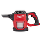 Milwaukee 0882-20 M18 18V Cordless Lithium-Ion Compact Vacuum (Tool Only)