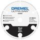 Dremel US500-01 4 in. Carbide Wood Cutting Wheel