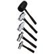 ATD 4045 5-Piece Misc Hammer Set Fglass