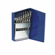 Irwin 60147 3/8 in Reduced Shank High Speed Steel Drill Bit Sets