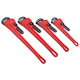 ATD 625 4-Piece Pipe Wrench Set