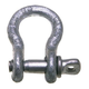Campbell 5411805 419-S Series 9-1/2 Ton 1-1/8 in. Anchor Shackle with Screw Pin Shackle