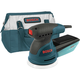 Factory Reconditioned Bosch ROS20VSK-RT 5 in. VS Random Orbit Palm Sander Kit with Hardshell Case