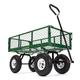 Gorilla Carts GOR400 400 lb. Capacity Steel Utility Cart
