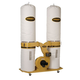 Powermatic 1791075BK 1-Phase 3-Horsepower 230V Dust Collector with Bag Filter Kit