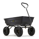 Gorilla Carts GOR4PS 600 lb. Capacity Poly Garden Dump Cart
